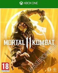 Mortal Kombat 11 [uncut Edition] (Xbox One)