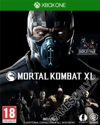 Mortal Kombat XL [EU uncut Edition] (Xbox One)