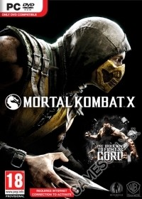 Mortal Kombat X [D1 Goro uncut Edition] (PC)