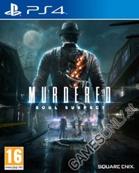 Murdered Soul Suspect [uncut Edition] (PS4)