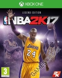 NBA 2K17 [Legend Edition] (Xbox One)