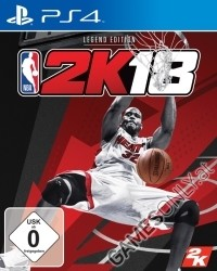 NBA 2K18 [Legend Edition] (PS4)