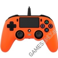 Nacon PS4 Controller Color Edition (orange) (PS4)