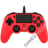 Nacon PS4 Controller Color Edition (red) (PS4)