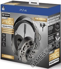 Nacon PS4 Headset RIG 500 PRO [Limited Edition] (PS4)