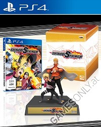 Naruto to Boruto: Shinobi Striker [Uzumaki Collectors Edition] inkl. 2 Boni (PS4)