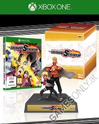 Naruto to Boruto: Shinobi Striker [Uzumaki Collectors Edition] (Xbox One)