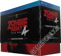 Nazi Zombie Army 4: Dead War [Collectors Edition] (PS4)