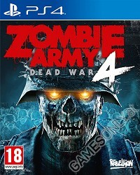 Nazi Zombie Army 4: Dead War [uncut Bonus Edition + WW2 Symb.] (PS4)