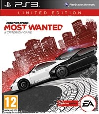 Need for Speed: Most Wanted (2012) [Limited EU Edition] (PS3)