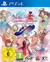 Nelke and the Legendary Alchemists: Ateliers of the New World (PS4)