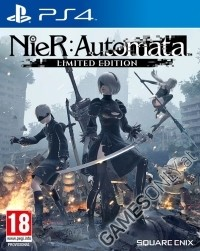 NieR: Automata [Limited Steelbook uncut Edition] + 7 Boni (PS4)