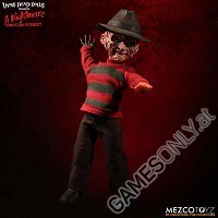 Nightmare on Elm Street Puppe mit Sound Freddy Krueger (25 cm) (Merchandise)