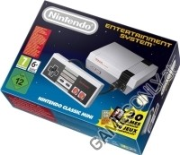 Nintendo Classic Mini: Nintendo Entertainment System (NES) (Gaming Zubehör)