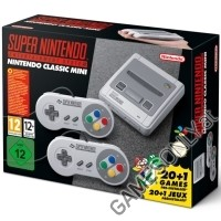 Nintendo Classic Mini: Super Nintendo Entertainment System [US Import] (Nintendo)