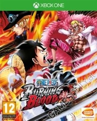 One Piece Burning Blood [Metal Case Bonus Edition] inkl. 3 Bonus DLCs (Xbox One)