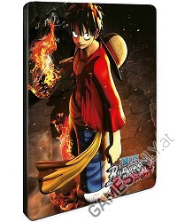 One Piece: Burning Blood Steelbook (Merchandise)