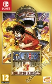 One Piece: Pirate Warriors 3 [Deluxe Edition] (Nintendo Switch)