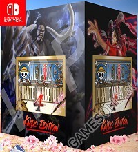 One Piece: Pirate Warriors 4 [Kaido Collectors Edition] (EU Import) (Nintendo Switch)