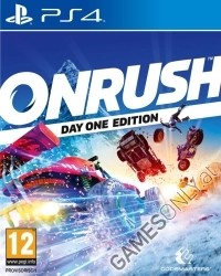 Onrush [Day 1 Edition] inkl. Bonus (PS4)