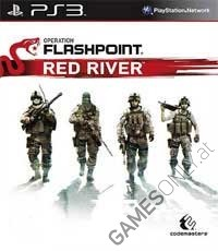 Operation Flashpoint 3: Red River [uncut Edition] (PS3)
