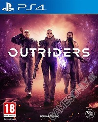 Outriders [Deluxe uncut Edition] (PS4)