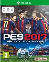 PES 2017: Pro Evolution Soccer [AT D1 Edition] inkl. 5 Bonus DLCs + limitierte Kappe (Xbox One)