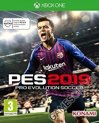 PES 2019: Pro Evolution Soccer inkl. Boni (Xbox One)