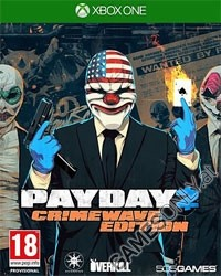 Payday 2 [Limited Crimewave EU uncut Edition] (Xbox One)