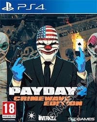 Payday 2 [Limited Crimewave EU uncut Edition] - Cover beschädigt (PS4)