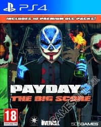 Payday 2 [The Big Score EU uncut Edition] (PS4)