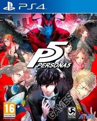 Persona 5 [Limited Steelbook Edition] inkl. 8 DLCs (PS4)