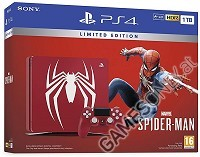 PlayStation 4 Pro Konsole 1 TB Spiderman Limited Edition (PS4)