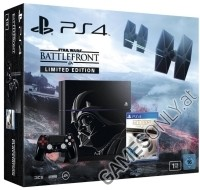PlayStation 4 (PS4) Konsole 1 TB Star Wars Battlefront Limited Edition (PS4)