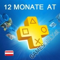 PlayStation Plus AT Live Card (12 Monate) (PS4)