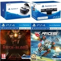 PlayStation VR + Kamera + Gamer Bundle 3 (PS4)