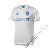PlayStation eSport Gear T-Shirt weiss (L) (Merchandise)