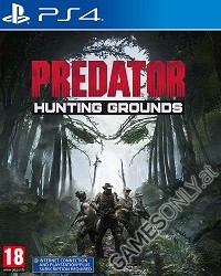 Predator: Hunting Grounds [EU uncut Edition] (PS4)