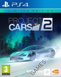 Project CARS 2 [Limited Steelbook Edition] (PS4)