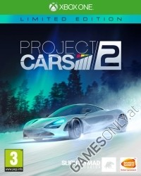 Project CARS 2 [Limited Steelbook Edition] (Xbox One)