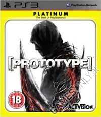 Prototype [indizierte uncut Edition] (PS3)