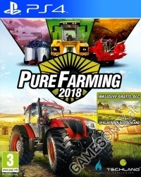 Pure Farming 2018 [Day 1 Bonus Edition] (PS4)
