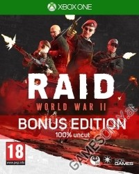 RAID: World War II [Symbolik uncut Edition] (Xbox One)