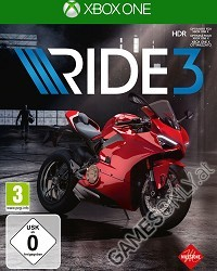 RIDE 3 inkl. Preorder DLC (Xbox One)