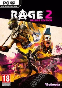 Rage 2 [Deluxe Tattoo Sleeve uncut Edition] (PC)