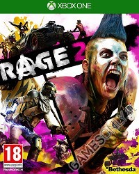 RAGE 2 [uncut Edition] (Xbox One)