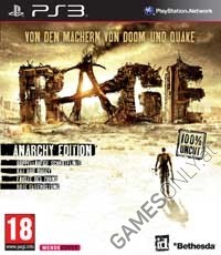 Rage [Anarchy AT uncut Edition] (PS3)