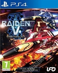Raiden V: Directors Cut Limited EU Edition (PS4)
