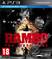 Rambo: The Video Game [uncut Edition] (PS3)