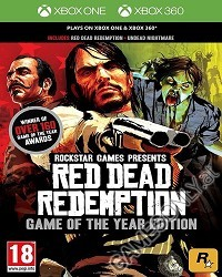 Red Dead Redemption Game Of The Year [classic uncut Edition] kompatibel mit (Xbox One)